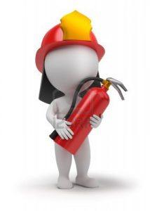contact pompier